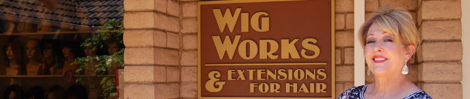 Wig Works and Extensions for Hair Salon, Walnut Creek, CA logo