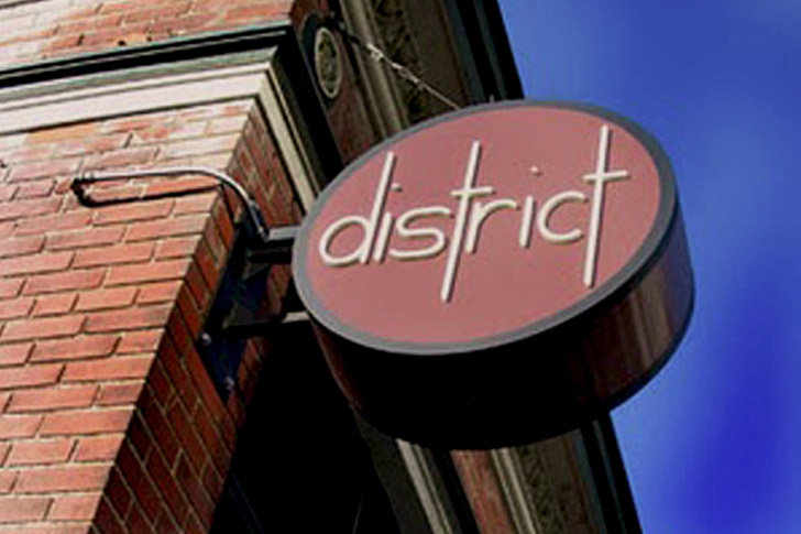 District, Oakland, CA logo