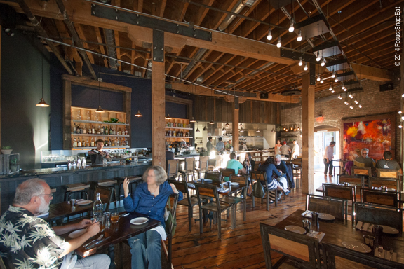 The Dock at Linden Street, Oakland, CA - Localwise business profile picture