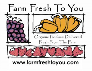 Farm Fresh To You, Oakland, CA logo