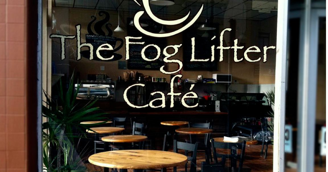 Fog Lifter Cafe, San Francisco, CA logo