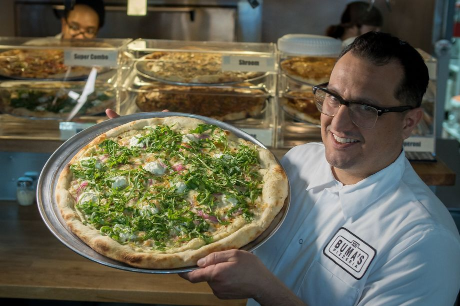 Buma's Pizzeria, Oakland, CA - Localwise business profile picture