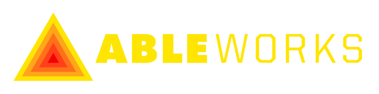 Able Works, East Palo Alto, CA logo