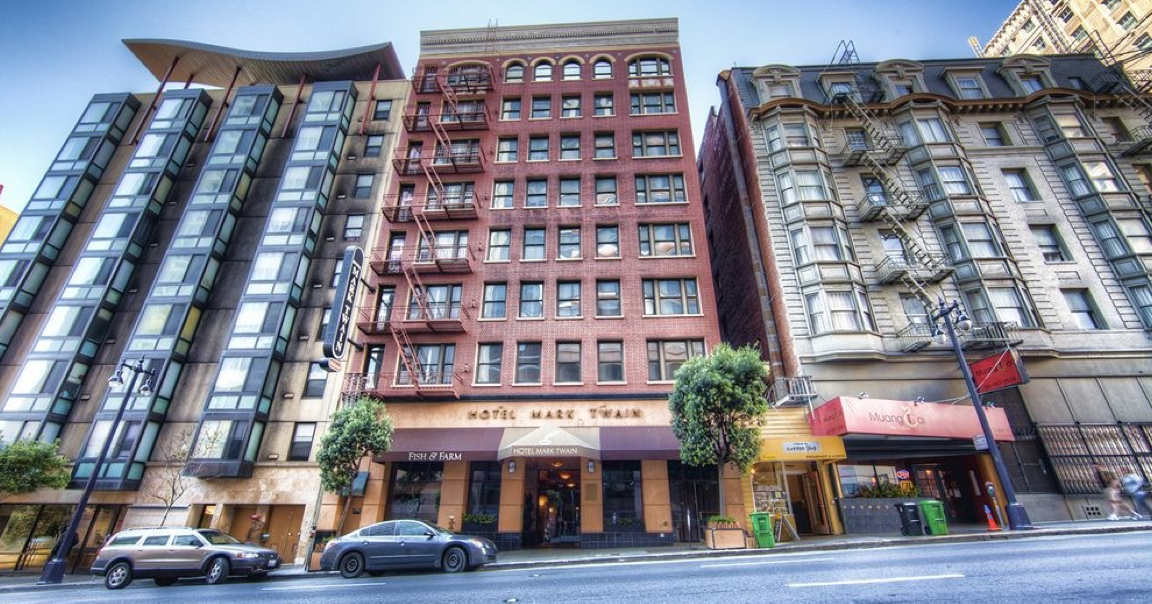 Hotel Mark Twain, San Francisco, CA - Localwise business profile picture