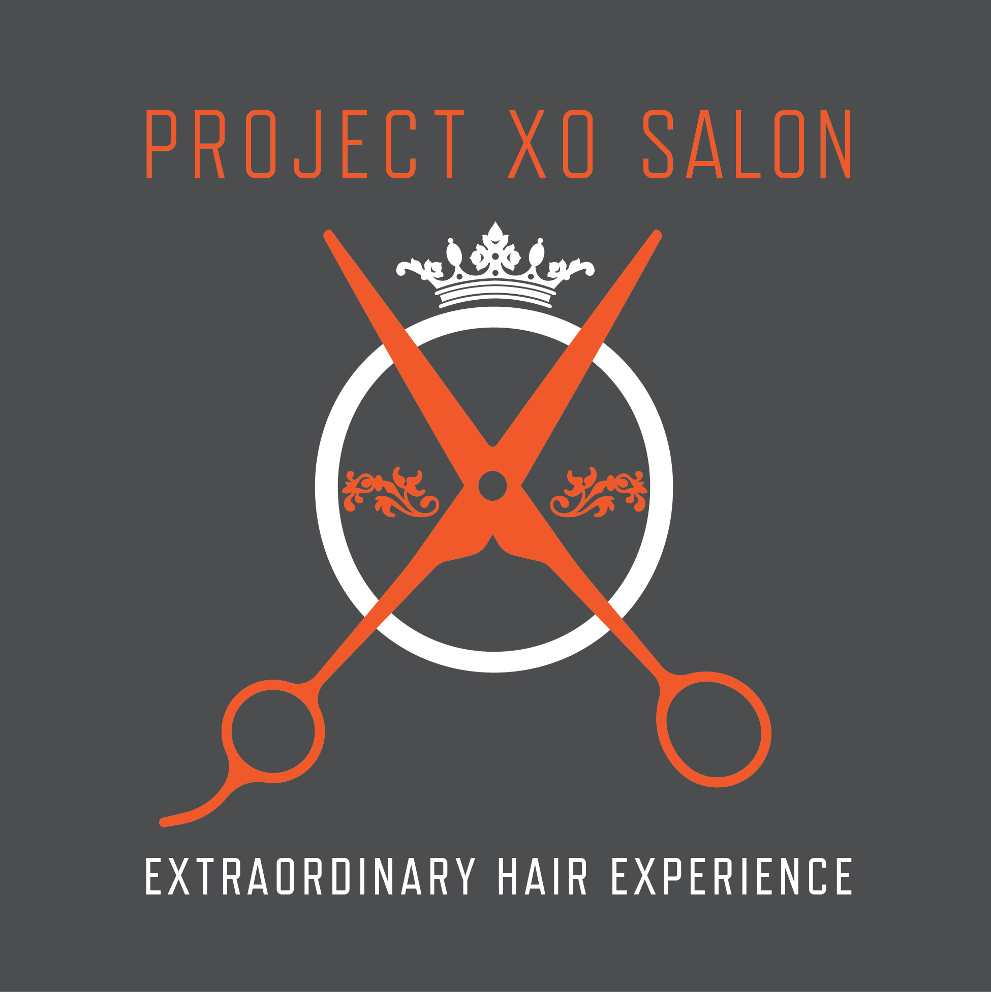 Project XO Salon, San Francisco, CA logo