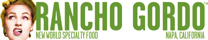Rancho Gordo, San Francisco, CA logo