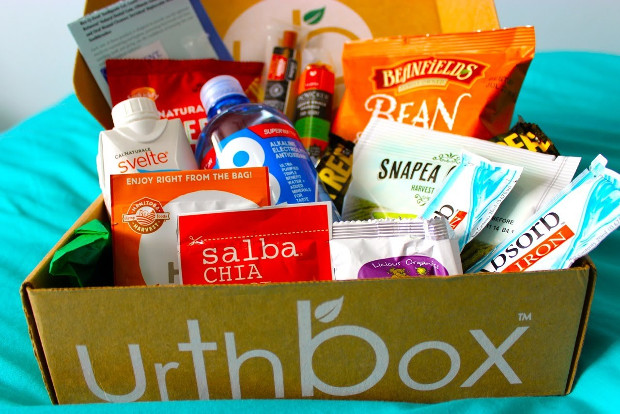 UrthBox, San Francisco, CA logo