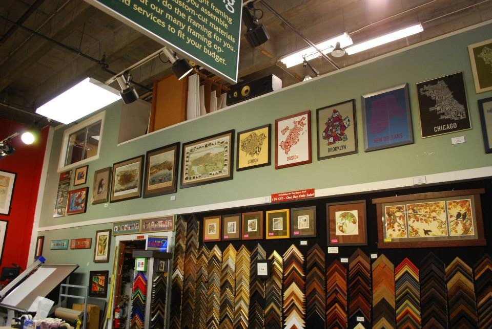The Framer's Workshop, Berkeley, CA - Localwise business profile picture