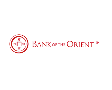 Bank of the Orient, Oakland, CA logo