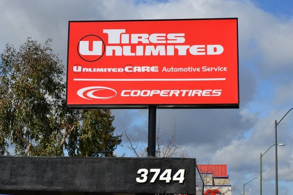Tires Unlimited Silicon Valley Inc., San Jose, CA logo