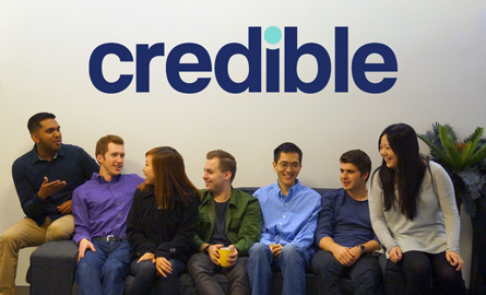 Credible, San Francisco, CA logo