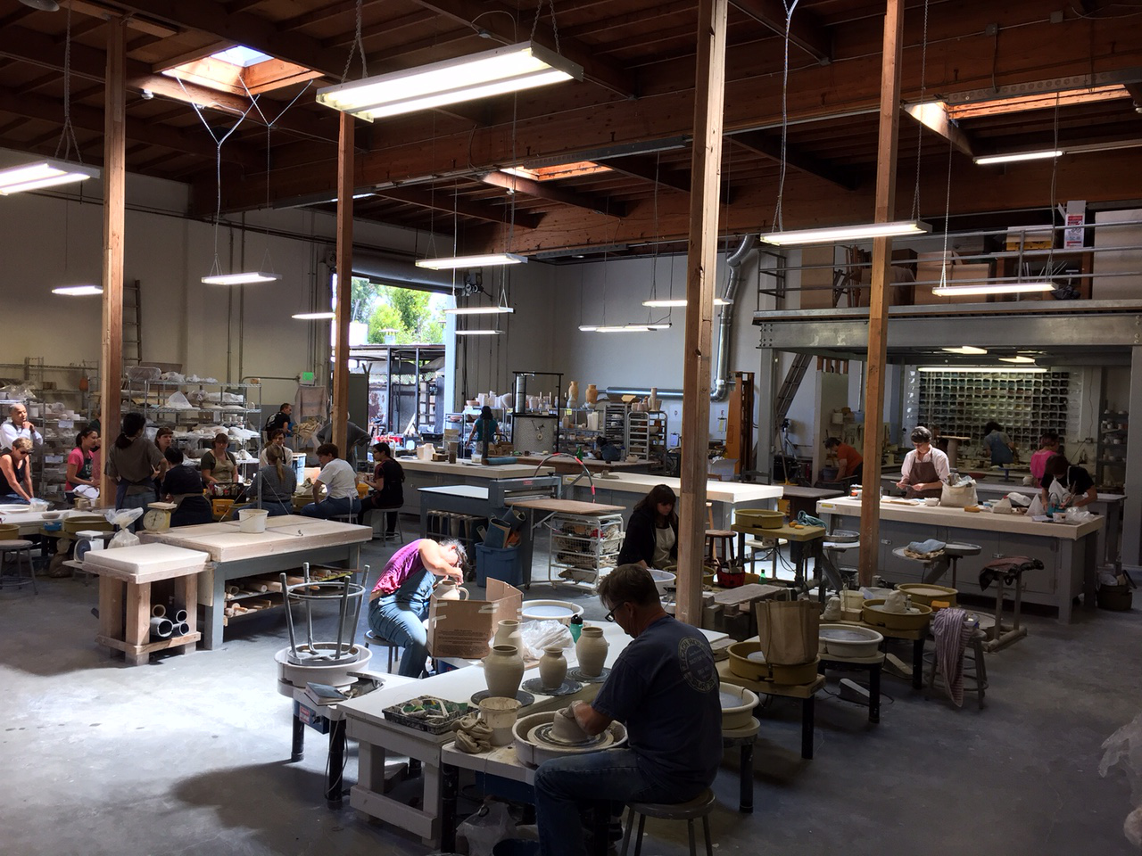 The Potters' Studio, Berkeley, CA - Localwise business profile picture