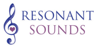 Resonant Sounds LLC, Oakland, CA logo
