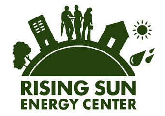 Rising Sun Energy Center, Berkeley, CA logo