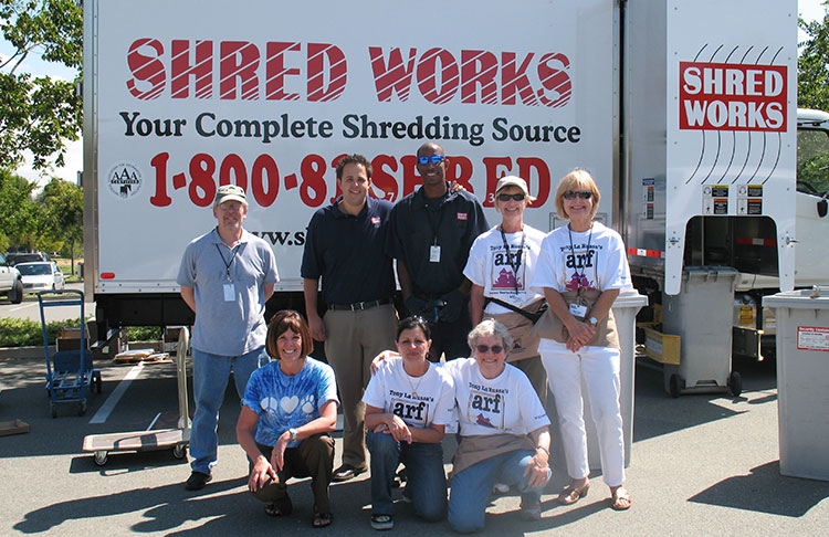 Shred Works, Oakland, CA - Localwise business profile picture