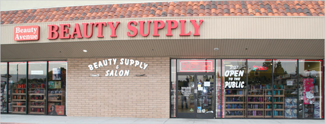 Beauty Avenue Inc., Santa Clara, CA logo