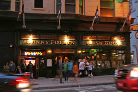 Johnny Foley's Irish House, San Francisco, CA logo