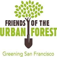 Friends of the Urban Forest, San Francisco, CA logo