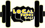 LoCal Foodz Cali Inc., San Mateo, CA logo
