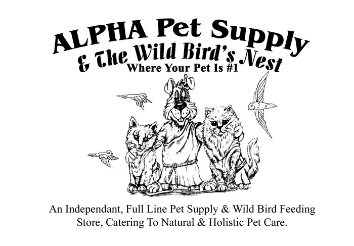 ALPHA Pet Supply & The Wild Bird's Nest, Albany, CA logo