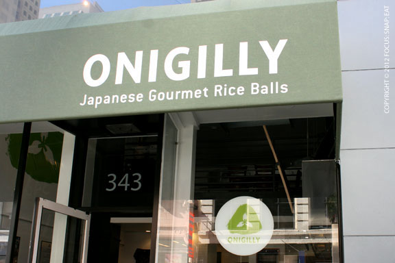 Onigilly Restaurants, San Francisco, CA - Localwise business profile picture