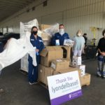 Corpus Christi Complex Donates PPE to CHRISTUS Spohn Shoreline Hospital as Part of 40th Anniversary