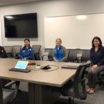 Morris Plant Women In Leadership Participate in Virtual Career Fair