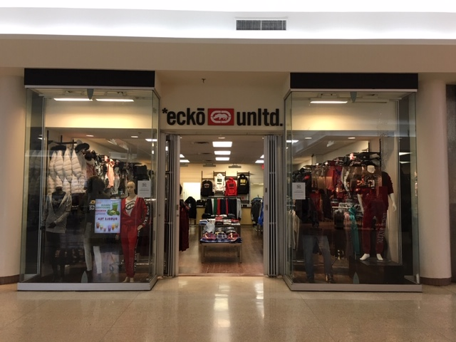 Ecko has arrived! – Lynden Park Mall