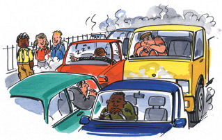 rush_hour_traffic_cartoon