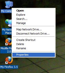 Open system properties