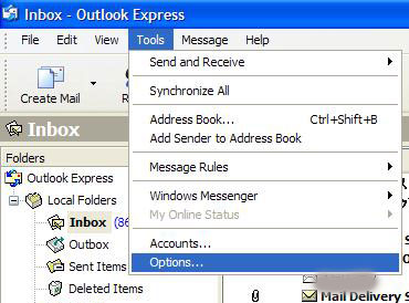 Outlook Express 6 Outbox Not Moved To Sent Items | Lysender's Daily