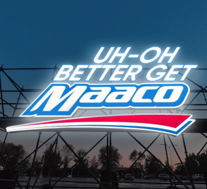 MAACO LAUNCHES NEW NATIONAL CAMPAIGN, 'THE UPSIDE OF UH-OHS'
