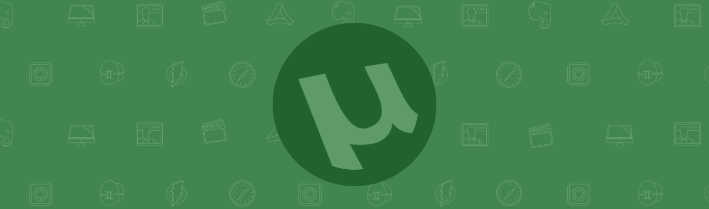 How to Uninstall / Remove uTorrent from Your iMac or Macbook Pro Completely