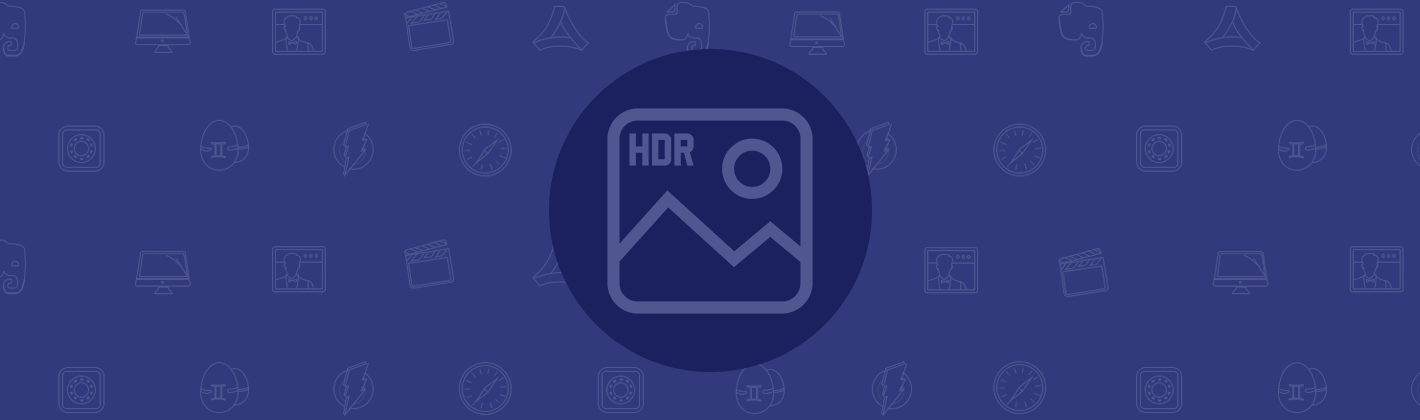 How To Create HDR on Mac. 5 Best Apps.