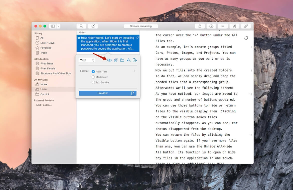 ulysses review mac image20