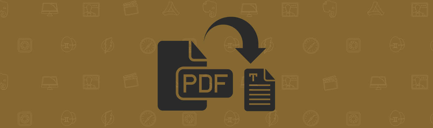 Use Mac's Built-In Features to Extract Text From a PDF File