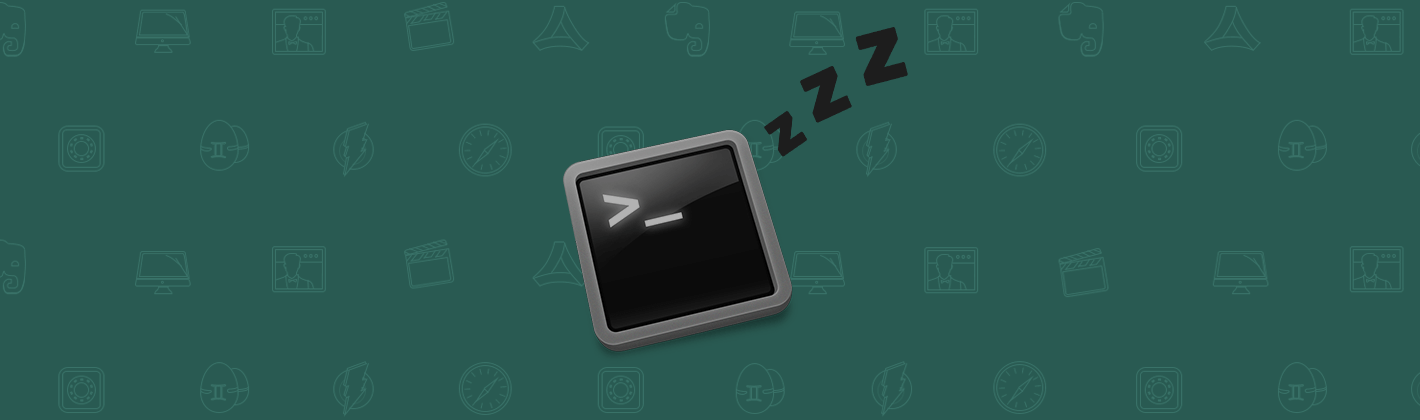 Commands for Taking Control Over Mac's Sleep Features