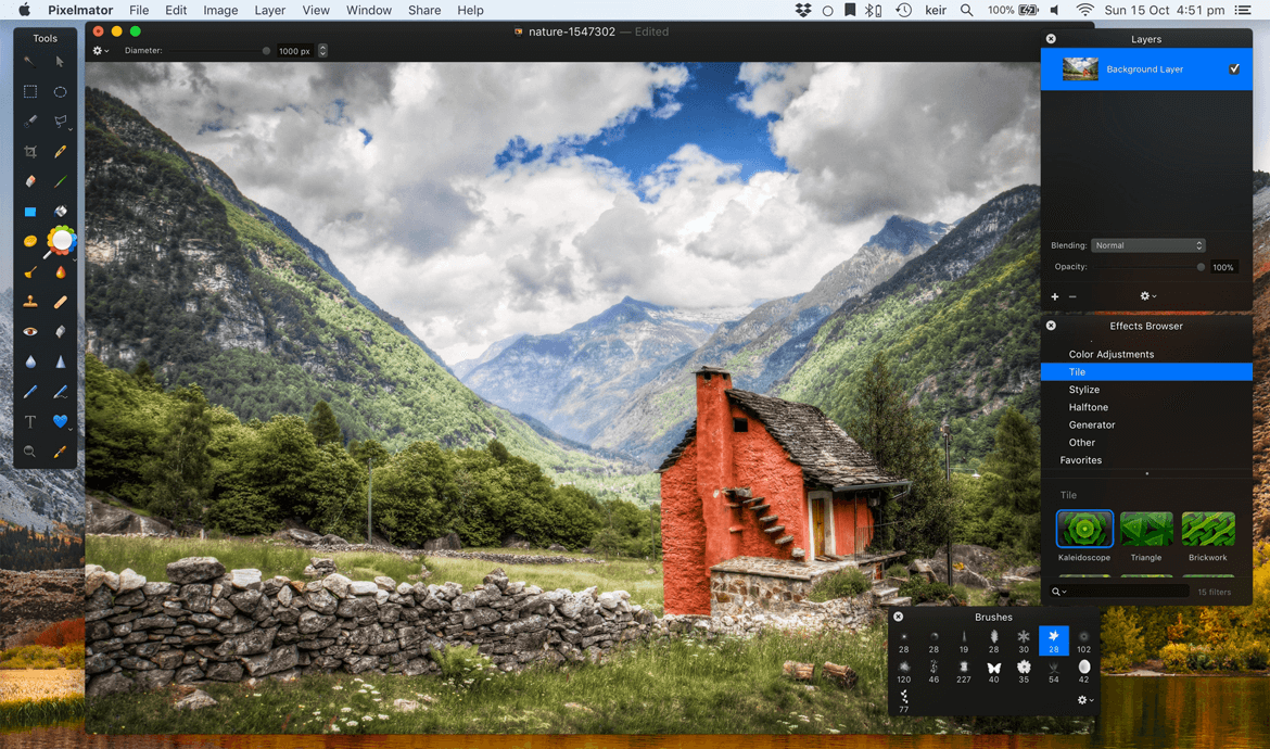 Pixelmator PRO Another Great Photo Editing Software for Mac OS X