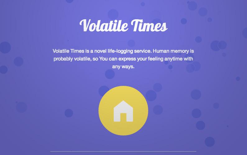 teamF:VolatileTimes