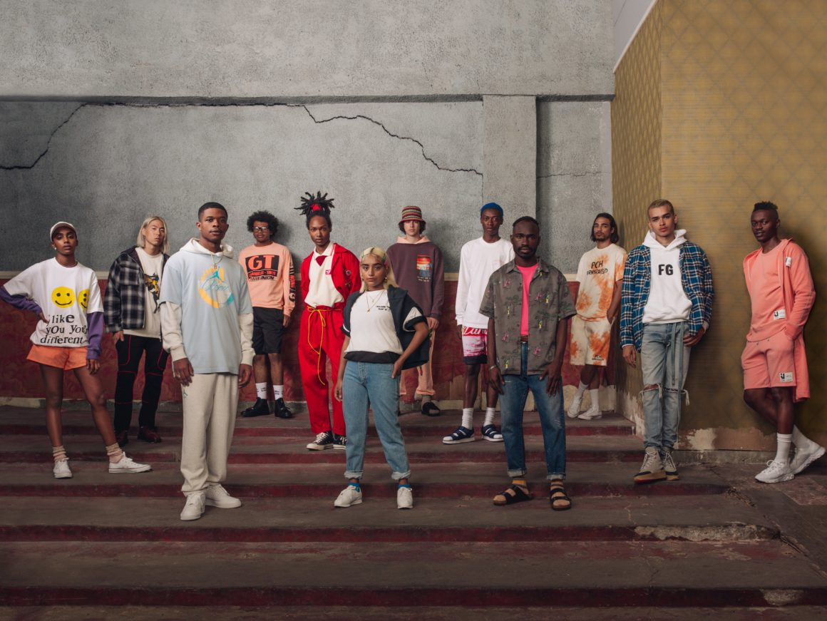 0bf2d232b For the first time, Union, the eclectic streetwear shop on La Brea Avenue  in Los Angeles, has teamed up with Nordstrom for a fresh pop-up that  launches at ...