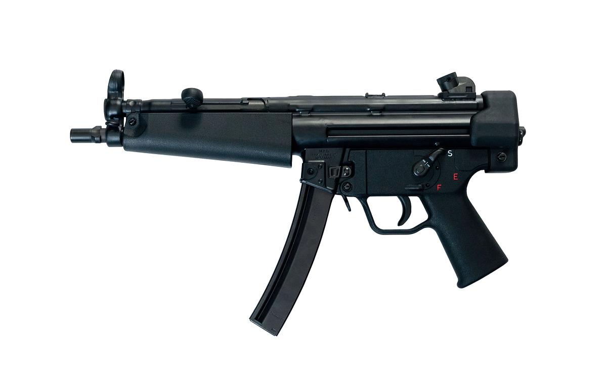 Mad 9 pistol