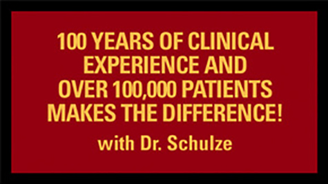 100 YEARS OF CLINICAL EXPERIENCE