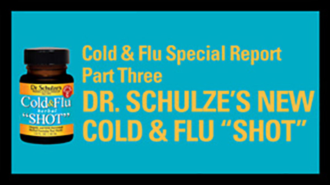 2008-09 COLD & FLU SPECIAL REPORT (Part 3)