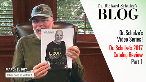 Dr. Schulze's 2017 Catalog Review (Part 1)