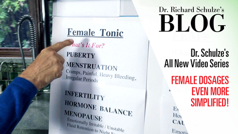 Female Dosages Even More Simplified!