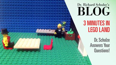 3-Minutes in LegoLand