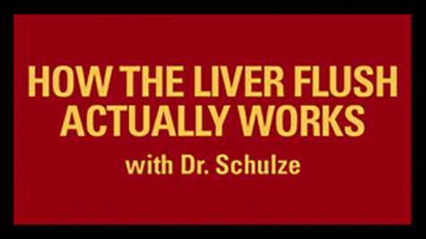 How the Liver Flush Actually Works