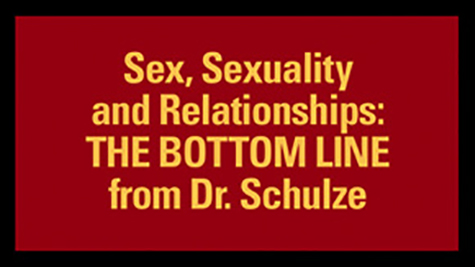 Sex, Sexuality & Relationships