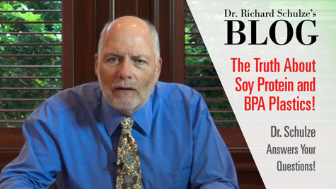 The Truth About Soy Protein and BPA Plastics!