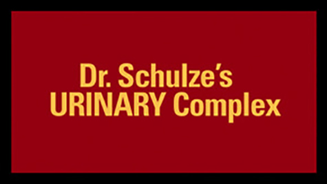 100% Herbal SuperSlim: Dr. Schulze's URINARY Complex